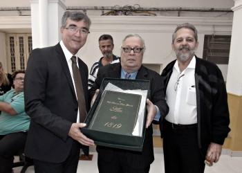 Bagueira Rubens Carrilho e Gastão Menescal.