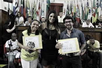 Dia do Samba Foto Sergio Gomes  02-12-2017 (257) Raissa