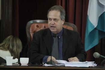 Sessão Plenária Vereador Milton Cal Presidente da Casa Foto Sergio Gomes 12-12-2018 (77)