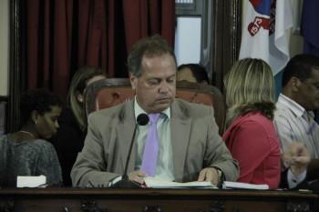 Sessão Plenária Vereador Milton Cal Foto Sergio Gomes 27-02-2019 (32)